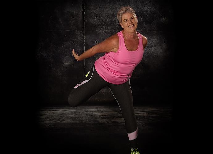 Step-träning