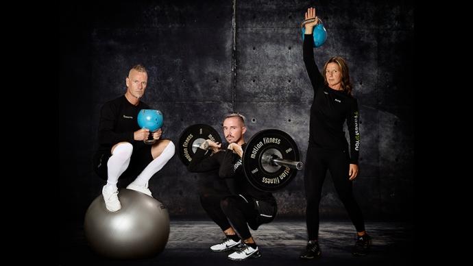 Våra personliga tränare