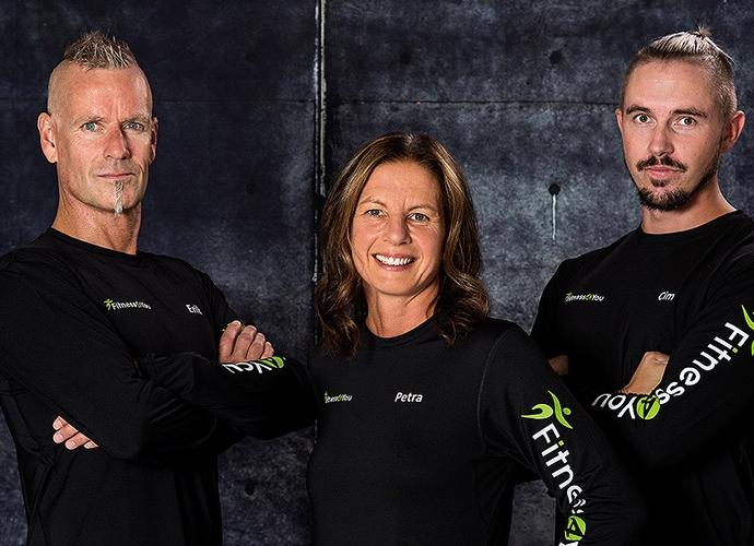 Bild på våra personliga tränare