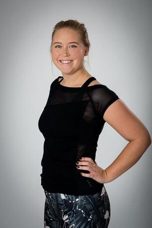Amanda Eriksson Instruktör Yoga