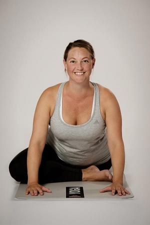 Ida Myrefelt Instruktör Yoga, Spinning, Pump